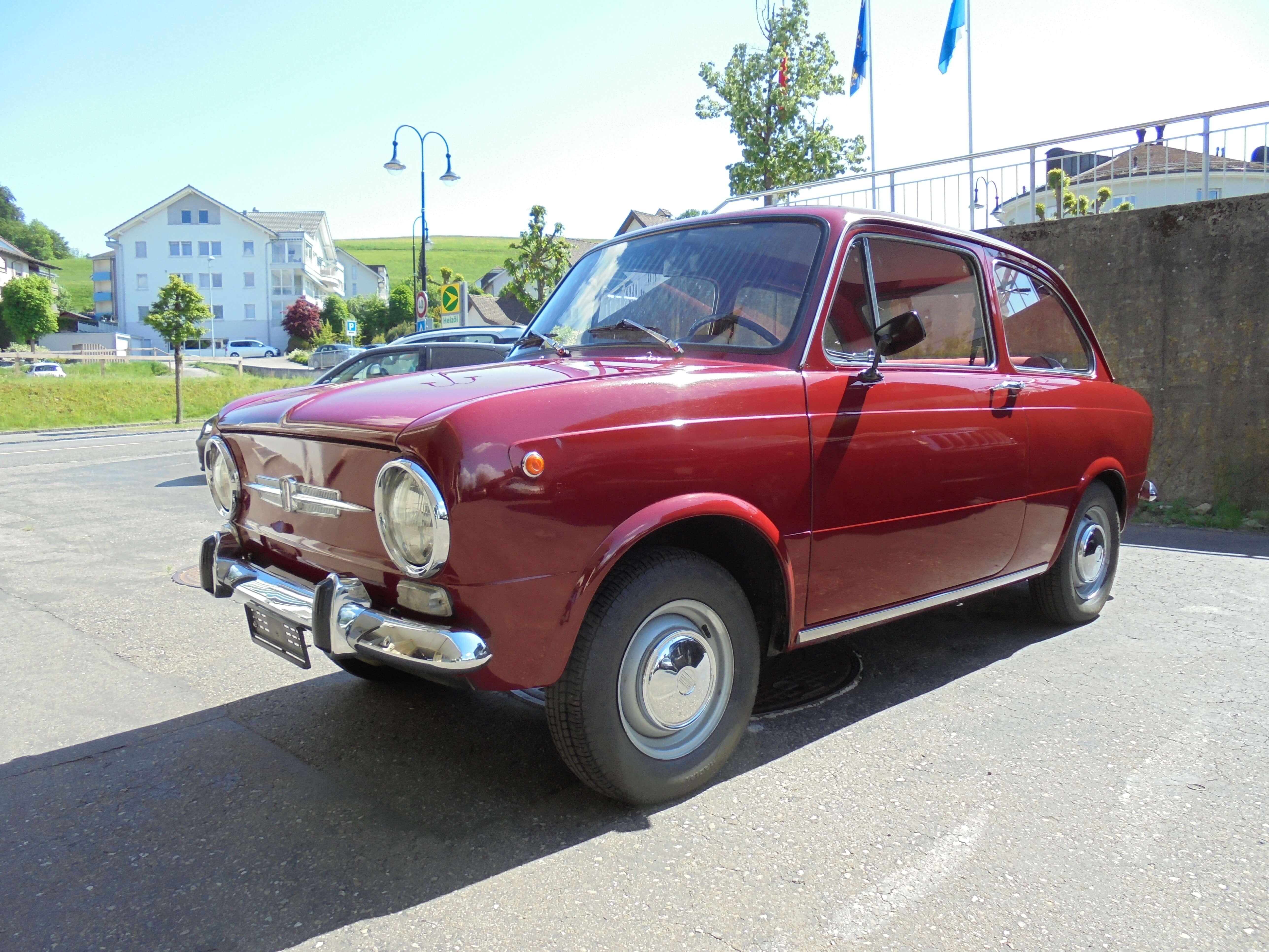 Fiat 850 Haupt
